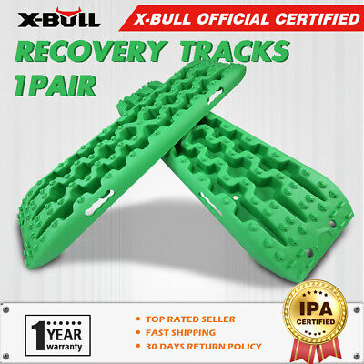 X-BULL Recovery Tracks 10T Off Road 4WD Sand Track Snow Mud Car 4WD 4x4 2pcs