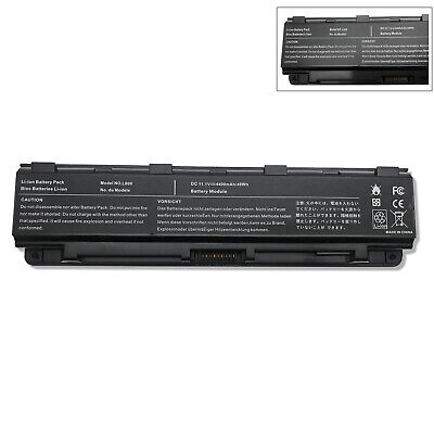 New 48Wh Battery For Toshiba Satellite C855 C855D Series C855-S5206 PA5024U-1BRS