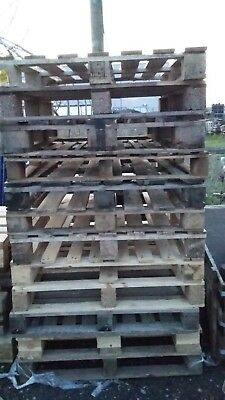 Standard Pallets 1200 X 1000 Delivered
