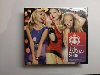 Ministry Of Sound The Annual 2008 CD Collection *One Disc Missing*