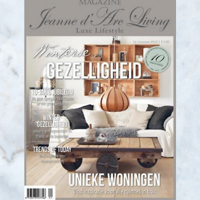 Jeanne d'Arc Living Magazine Dutch Edition Issue 1 2019