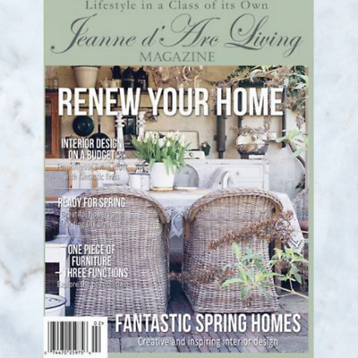 Jeanne d'Arc Living Magazine English Edition Issue 2 2019