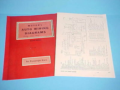 1946 1947 1948 1949 1950 1951 1952 1953 1954 nash ambassador wiring diagrams