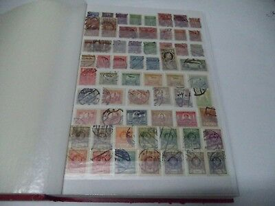 (517)  64 Page Stamp Collection Polska, Poland, In Mixed Condition. About 3500