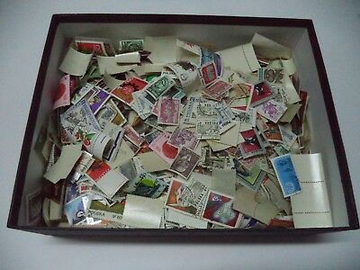 (40) Stamp Collection Polska, Poland, Polonia In Mixed Condition. Thousands