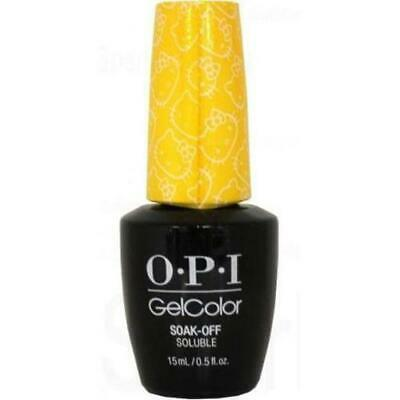 OPI GelColor Soak-Off Gel Lacquer Nail Polish, My Twin Mimmy