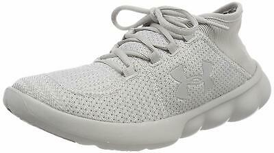 Under Armour Recovery Men's Grey Trainers Low Top Lace Up Sports Running Shoes