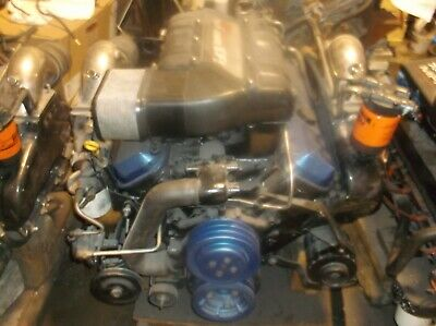 MERCRUISER 383 MAG Stroker, Bravo MPI, Complete Engine Package