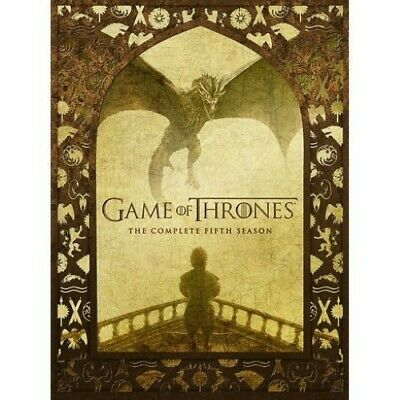HBO Blu-Ray GAME OF THRONES THE COMPLETE FIFTHE SEASON BLURAY (105643)