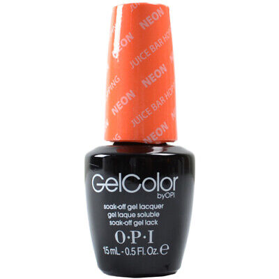 OPI GelColor Soak-Off Gel Lacquer Nail Polish, Juice Bar Hopping