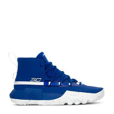 """Under Armour UA BGS SC 3Zero II Curry Sneakers 3020424-400 """"Royal Blue"""""""