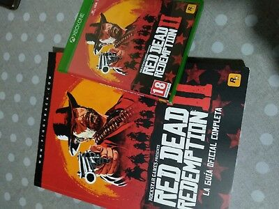 Guia Red Read Redemption 2  Como Nuevo