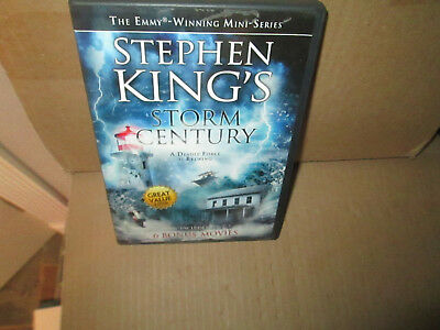 LOT 7 HORROR MOVIES rare dvd Set Stephen King STORM OF CENTURY Final Spawn