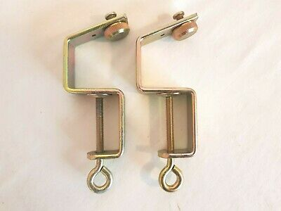 Brother Knitting Machine Parts Accessories Kr850 Ribber Standard Table Clamps