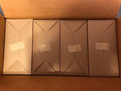 box of KIMBLE KIMAX GLASS CULTURE TUBES 16 x 150 MM PART # 45048 NEW 576 Pieces
