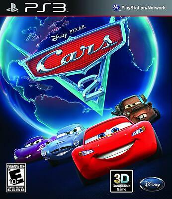 Cars 2: The Video Game - PS3 Digital Slot