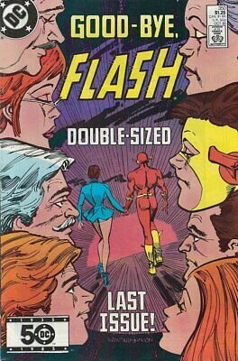Flash (Vol 1) # 350 (NrMnt Minus (NM (CvrA) DC Comics AMERICAN
