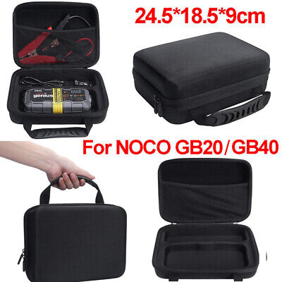 Protable Carry Case Storage Bag for Genuine NOCO Booster GB20 GB40 Jump Starter