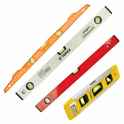 Profi Spirit Levels Aluminum Magnet Präzisionswasserwaage Magnetic Spirit Level