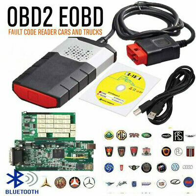 Diagnostic auto Interface de diagnostique Multimarque  DS-150E OBD Diagnostique