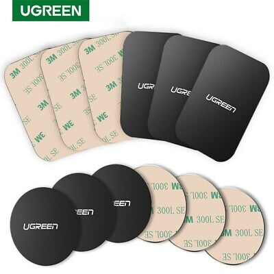 Ugreen Metal Plate Disc for Cell Phone Magnet Holder Magnetic Car Mount Sticker
