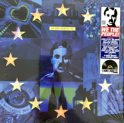 "U2 The Europa EP RSD 2019 vinyl 12"" NEW/SEALED"