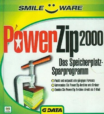 Power Zipp 2000  -  Smile Ware G Data