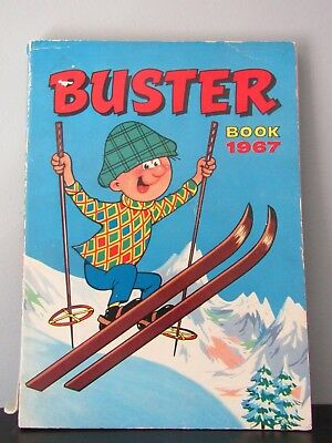 The Buster Book 1967  good condition
