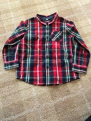 Marks And Spencers Boys Shirt