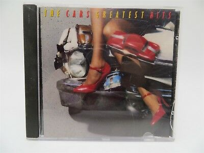 The Cars ♫ Greatest Hits ♫ CD