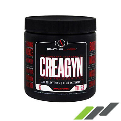 Purus Labs Creagyn 110G 35 Serv - Unflavoured - Stimulant Free Cellular Energy