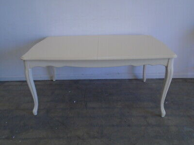 Laura Ashley Provencale Extending Dining Table in Ivory - QA1104190863