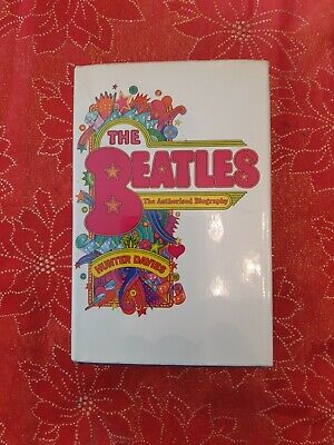 The Beatles the authorised biography by Hunter Davies hardback book 1968
