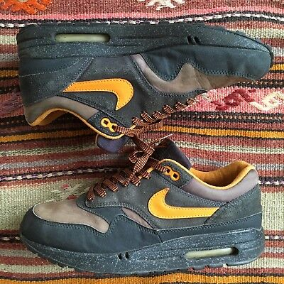 NIKE AIR MAX 1 Storm 2002 US10 UK9 EUR 44 yeezy patta boost
