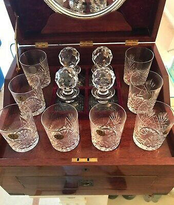 Hand made Piers Hart 1982 Tantalus Boardroom Drinks Cabinet VERY RARE & VALUABLE