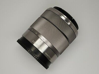 Sony SEL1855 18-55mm f/3.5-5.6 AF MF Lens for E-Mount cameras ie. NEX 3 5 6 7