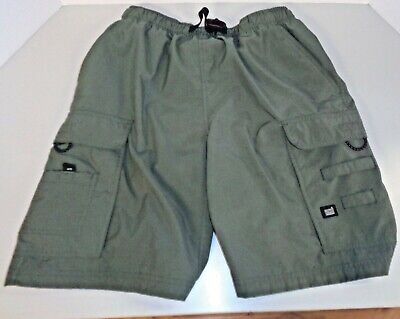 huge selection of ab35f cc4fc Mens Nike Acg All Conditions Gear Shorts Green Size Medium Belted Vgc Aa17