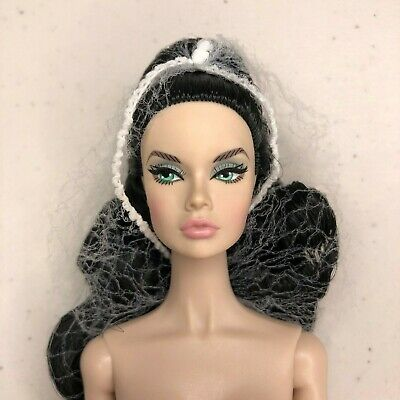 Chiller Thriller Poppy Parker Nude doll Integrity Toys Fashion Royalty Luxe Life