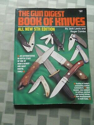 The Gun Digest Book Of Knives 5th edition 1997