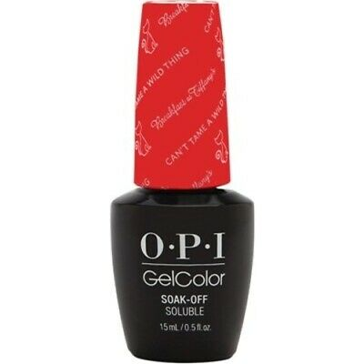OPI GelColor Soak-Off Gel Lacquer Nail Polish, Can't Tame A Wild Thing