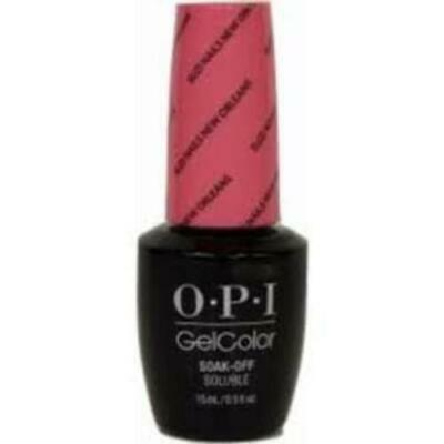 OPI GelColor Soak-Off Gel Lacquer Nail Polish, Suzi Nails Orleans