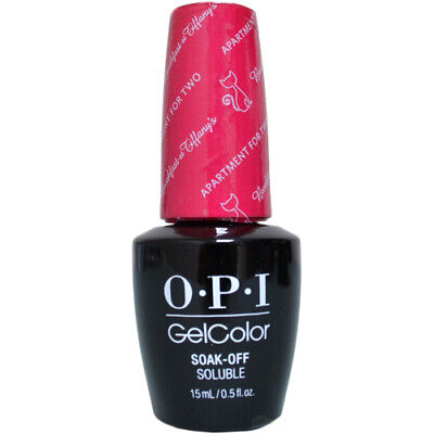 OPI GelColor Soak-Off Gel Lacquer Nail Polish, Apartment For Two