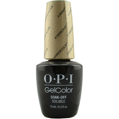 OPI GelColor Soak-Off Gel Lacquer Nail Polish, A Mirror Escape