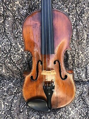 Vintage German 4/4 Violin