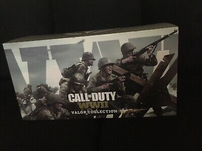 Call Of Duty: WW2 (WWII) Valor Edition (Xbox One) Brand New