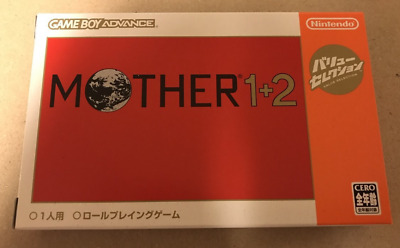 Mother1+2 Game Boy Advance Value Selection Nintendo Ds Game Soft