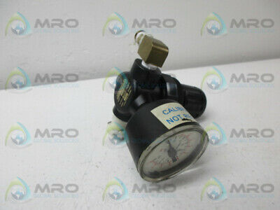 Norgren R07-100Rgka Pressure Regulator * Used *