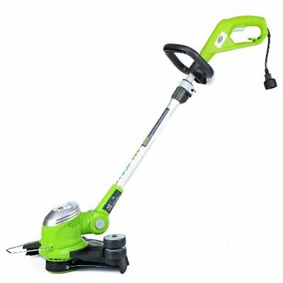 "GreenWorks Corded 15"" Electric Trimmer Edger Weed Eater Grass Cutter Design Path"