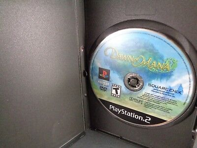 Dawn of Mana (Sony PlayStation 2, 2007) PS2 Disc Only
