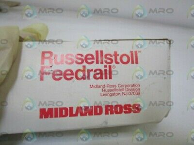 Russellstoll Receptacle 8863 *New In Box*
